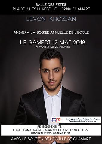 affiche gala 12 mai